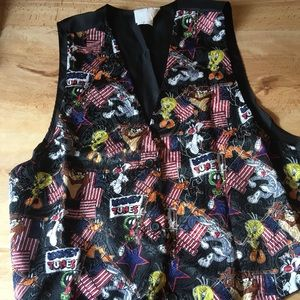 Jackets & Blazers - Looney Tunes vest-one size fits most